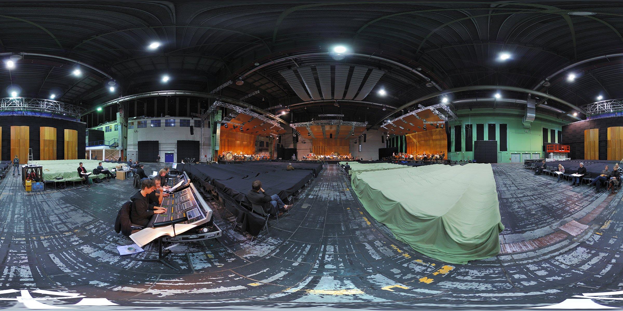Akustik für Eventflächen